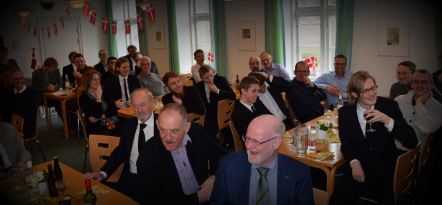 Old Boys-frokost