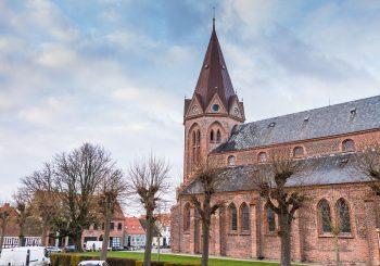 Vor Frue Kirke, Syngedrengenes hjem