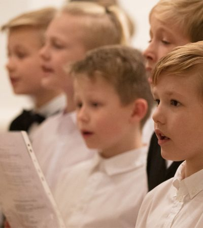 Bliv syngedreng – og få en tone i livet!