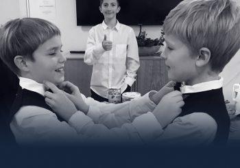 Skal din dreng være syngedreng?