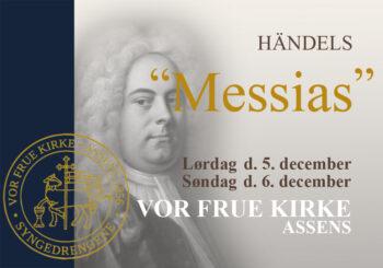 "Händels ""Messias"" i Vor Frue Kirke"